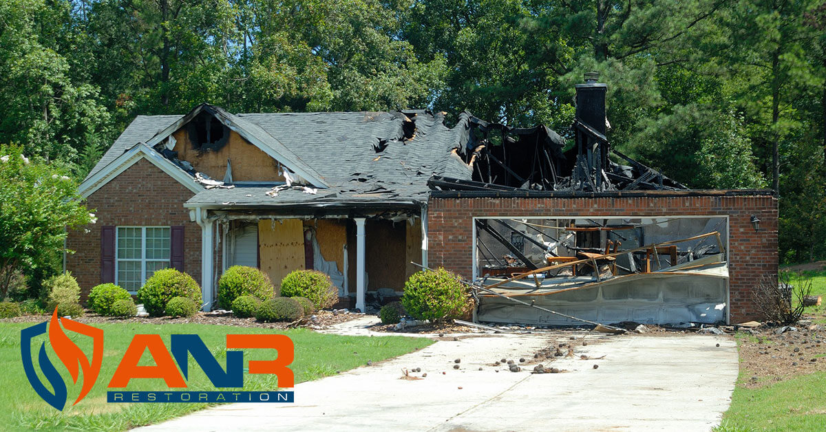 Fire and Smoke Damage Repair in New Albany, IN
