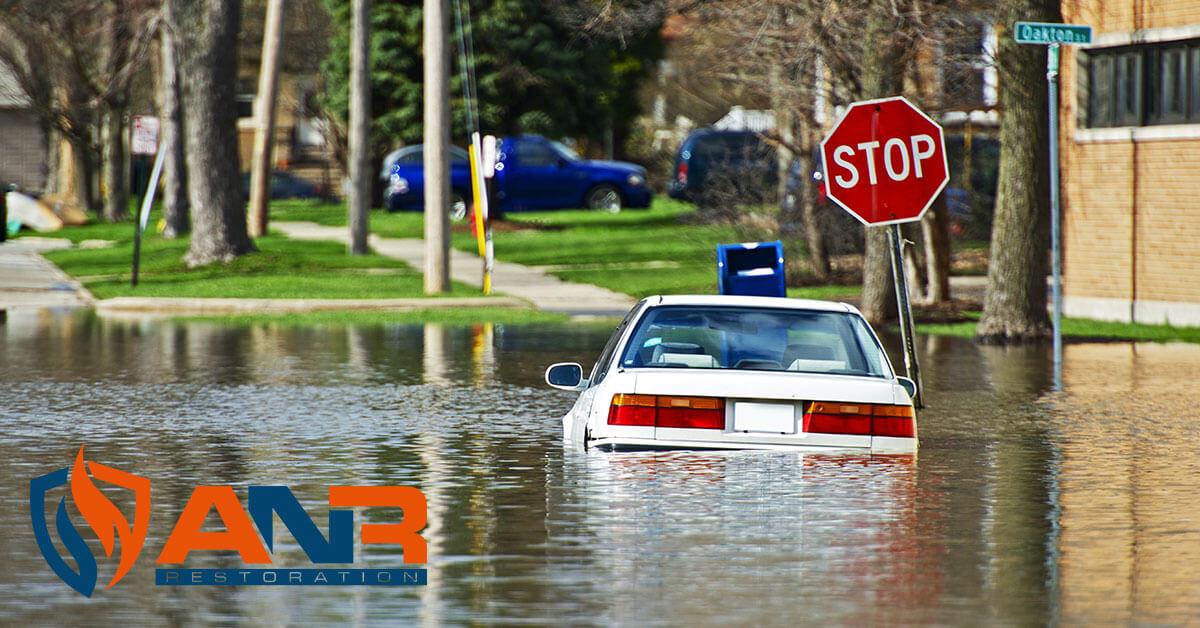 Flood Damage Restoration in Thixton, KY