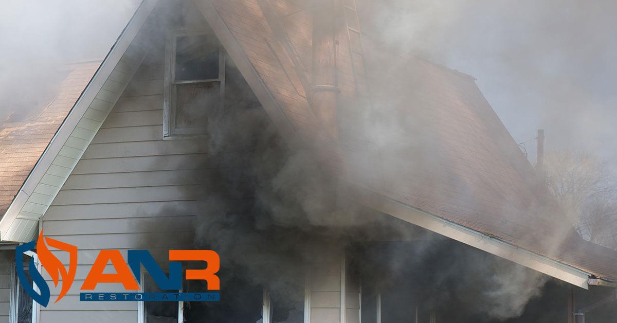 Fire and Smoke Damage Restoration in St Matthews, KY