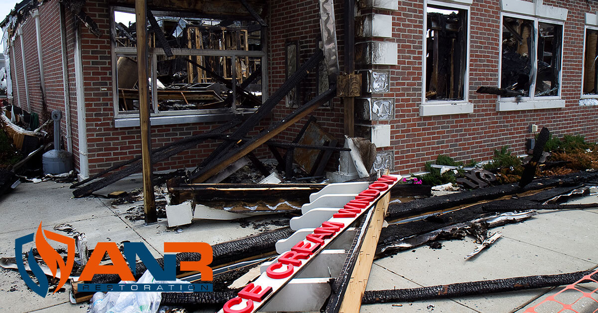 Fire Damage Repair in Borden, IN