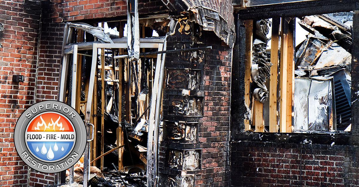 Fire Damage Restoration in Coronado, CA