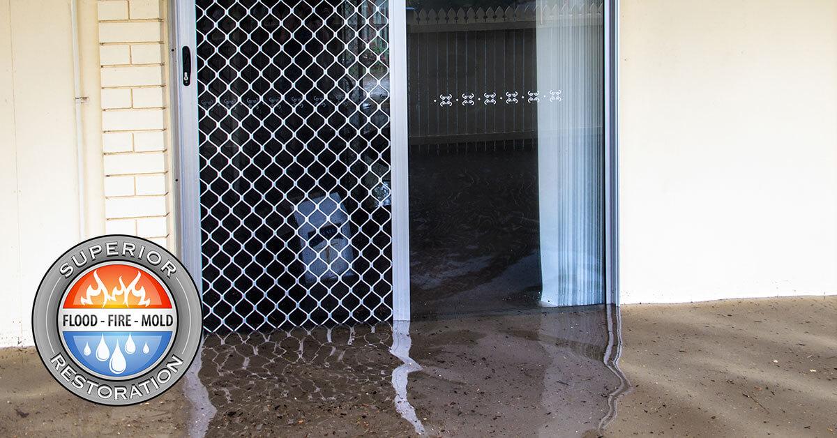 Water Damage Repair in National City, CA