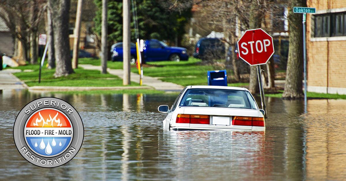 Water Damage Repair in Del Mar, CA
