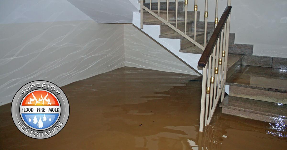 Water Damage Restoration in Fullerton,CA
