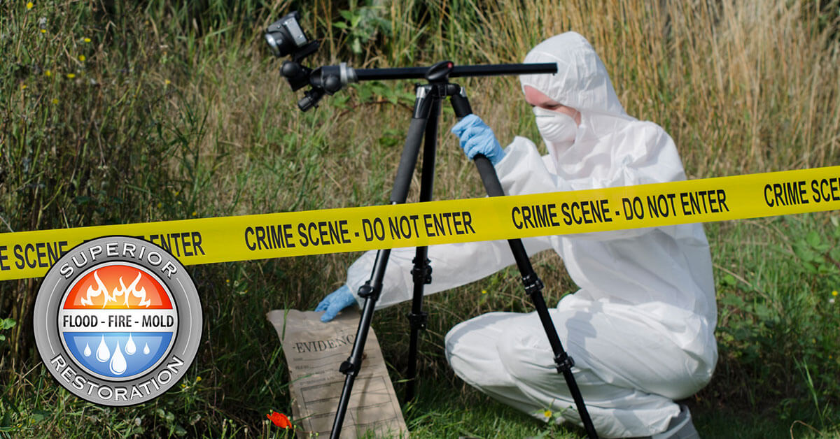 Forensic Cleanup in Irvine, CA