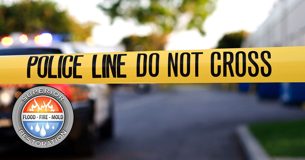 Crime Scene Cleaning in Garden Grove, CA