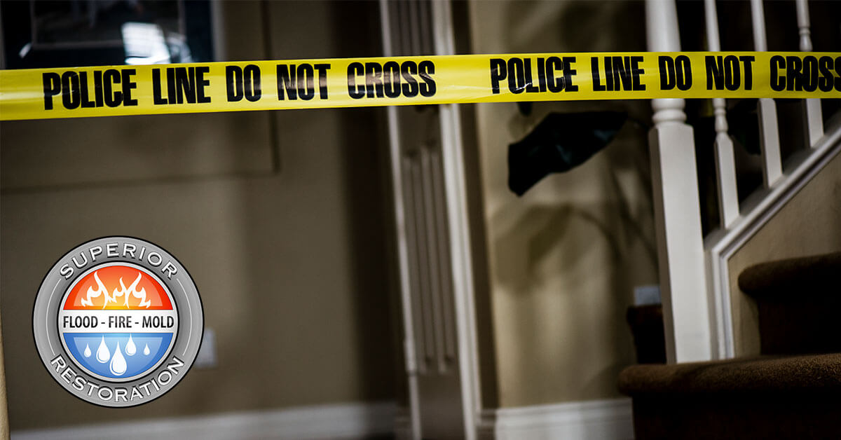 Forensic Cleanup in Santee, CA