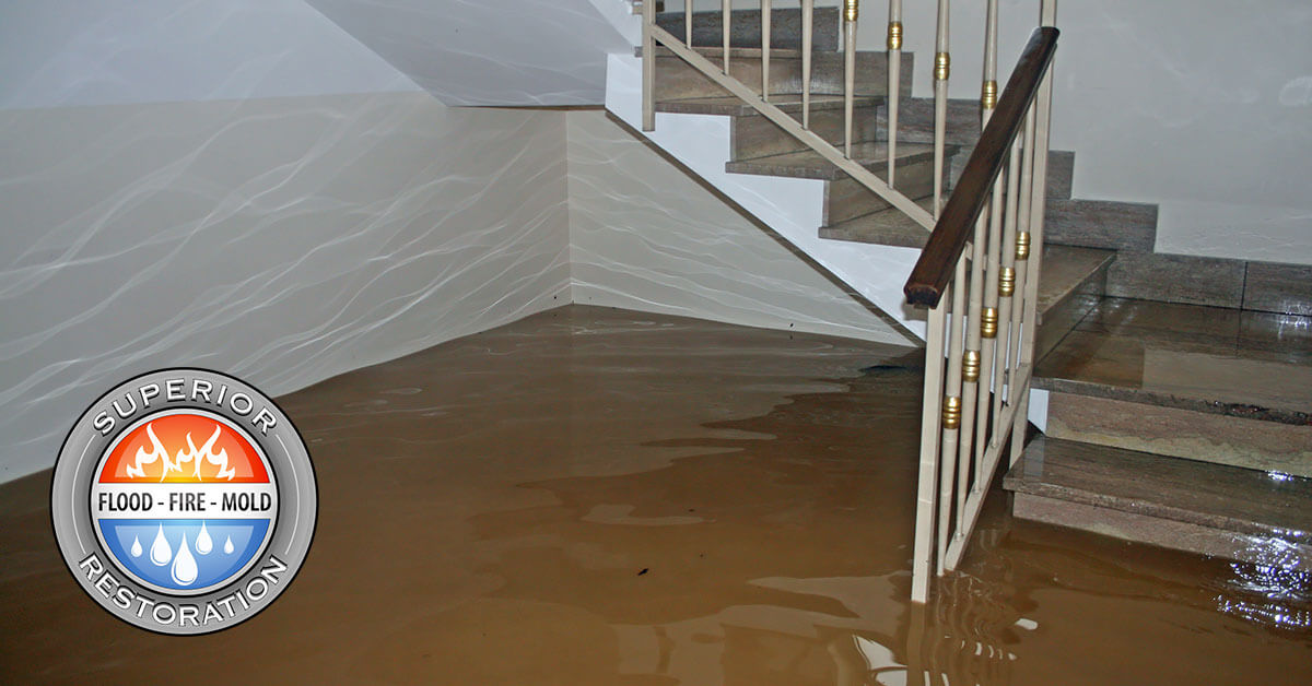 Water Damage Remediation in Irvine,CA