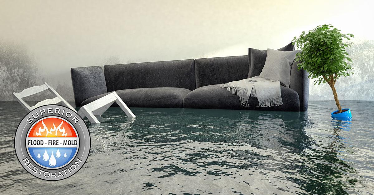 Water Damage Repair in Irvine,CA