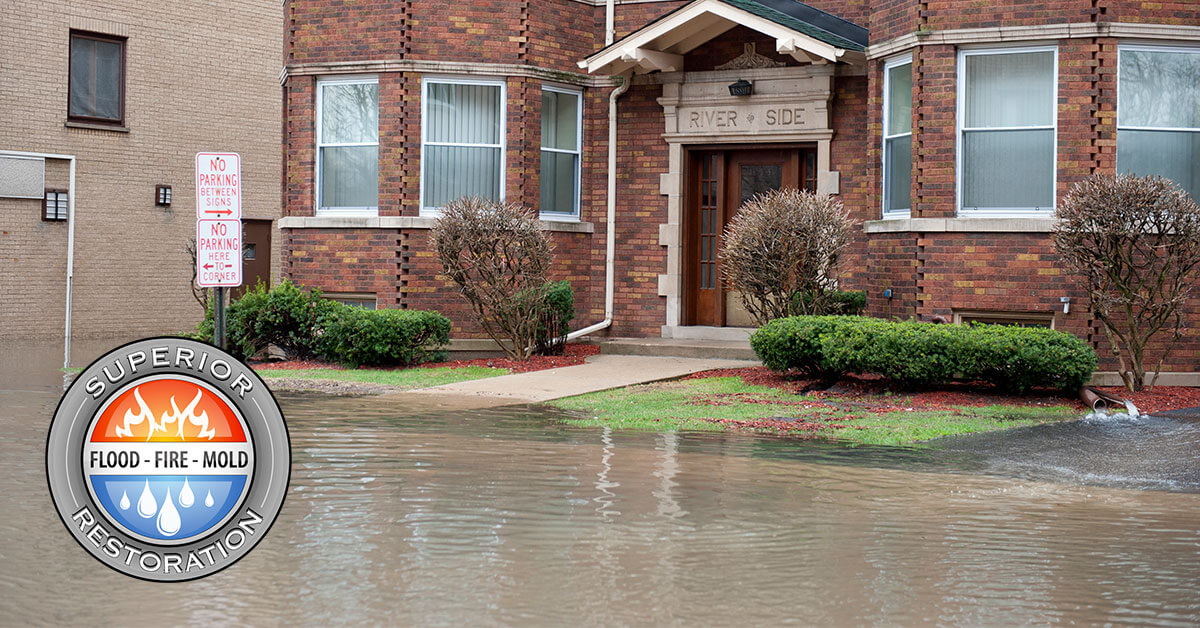 Water Damage Cleanup in Irvine, CA