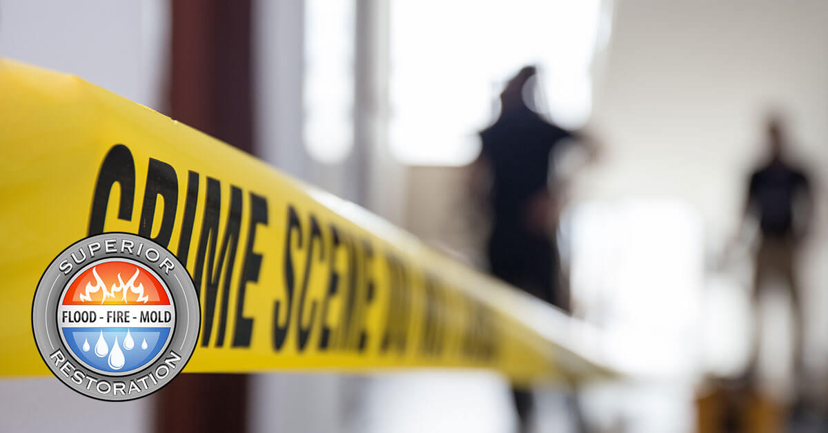Forensic Cleanup in Poway, CA