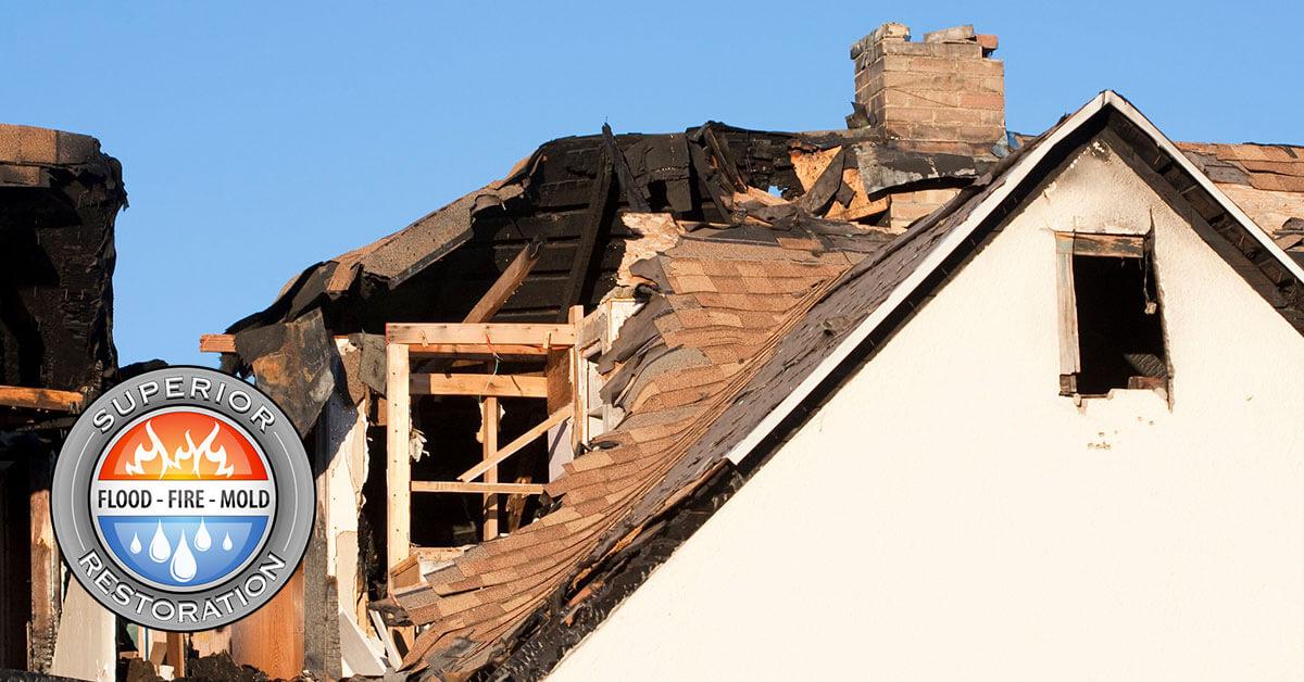 Fire and Smoke Damage Repair in Orange County, CA