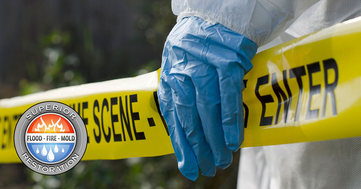 Forensic Cleanup in Orange County, CA