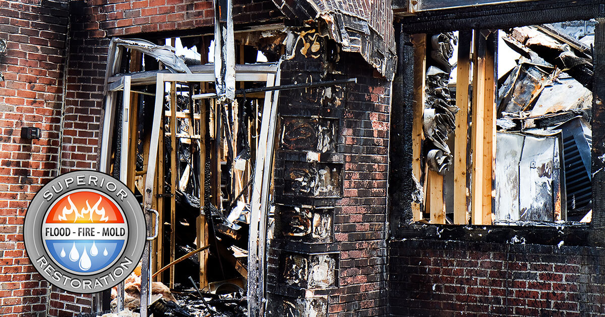 Fire and Smoke Damage Cleanup in San Diego, CA