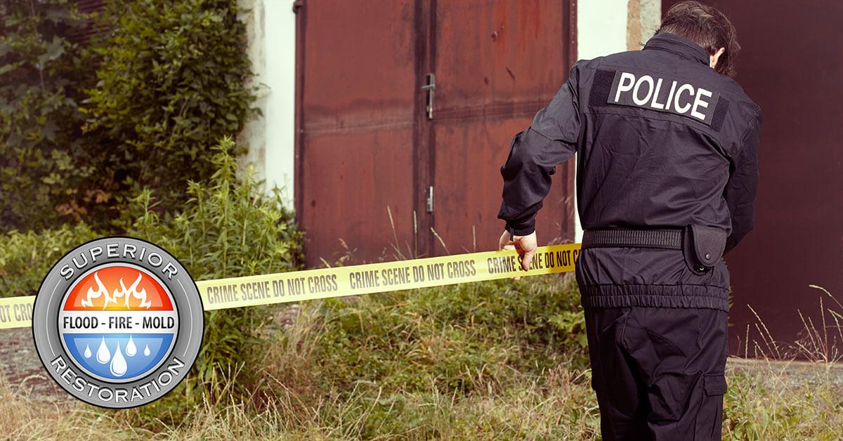 Crime Scene Cleaning in El Cajon, CA