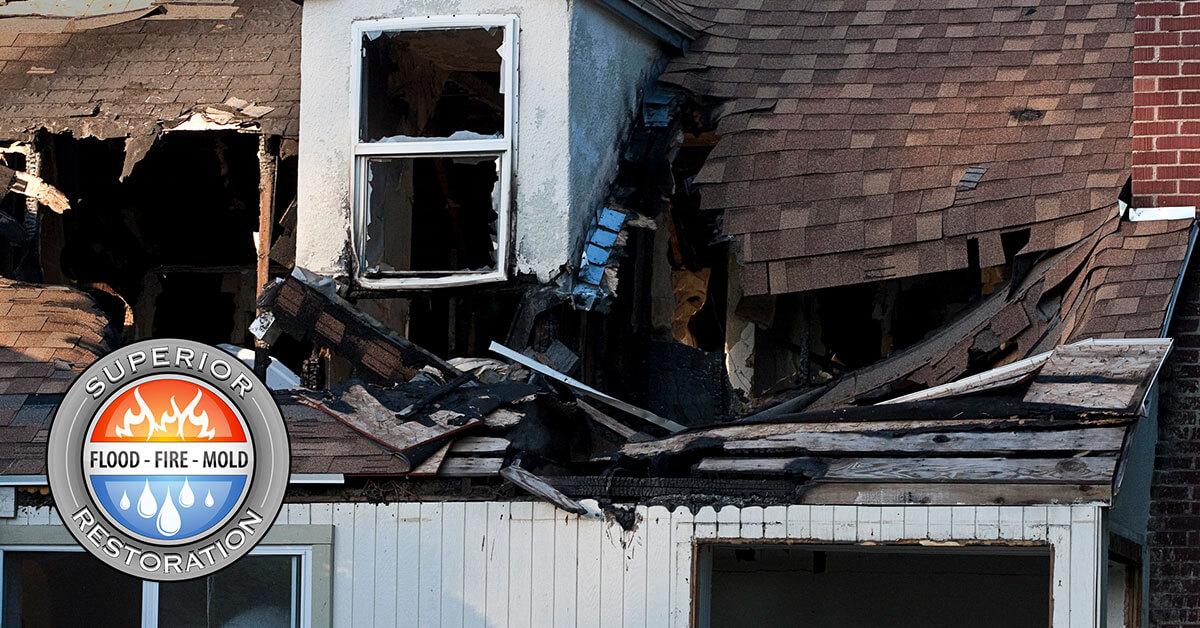 Fire Damage Restoration in Irvine, CA