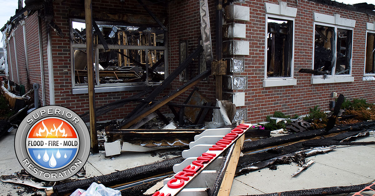 Fire and Smoke Damage Cleanup in Orange County, CA