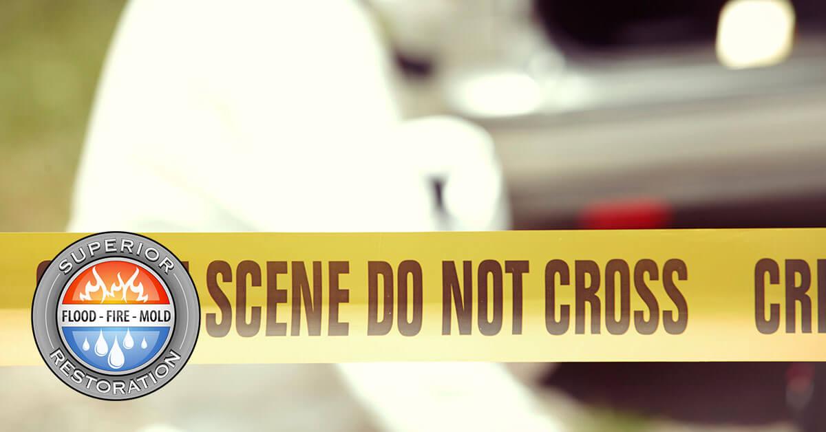 Crime Scene Cleanup in Orange County, CA