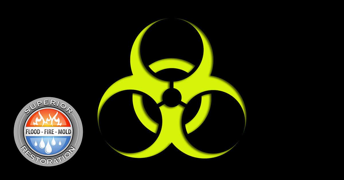 Biohazard Restoration in Irvine, CA