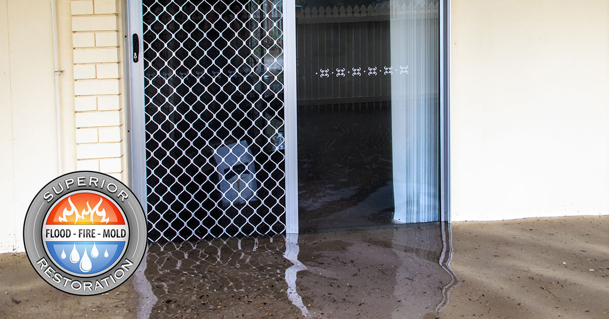 Water Damage Restoration in Oceanside,CA