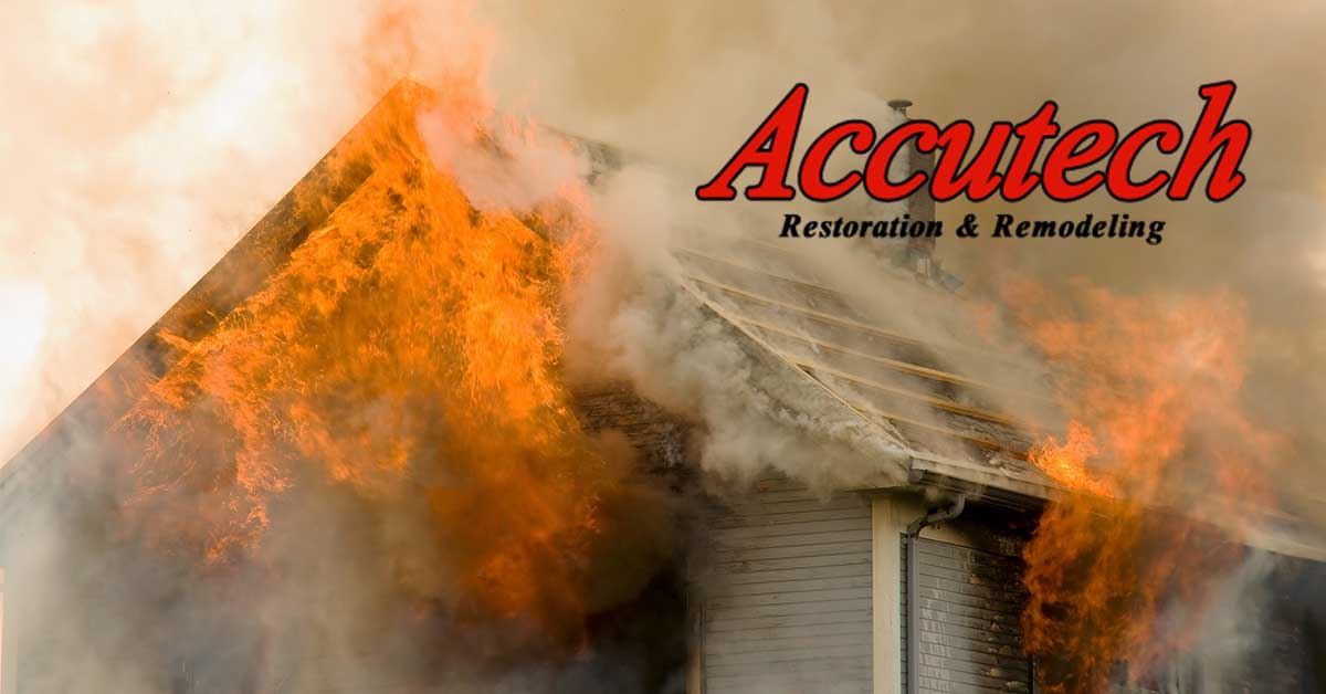 Fire and Smoke Damage Repair in Bradenton, FL
