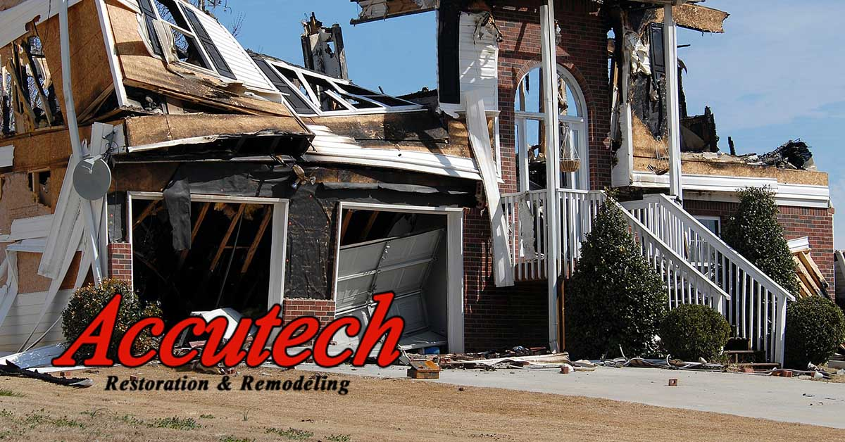 Fire and Smoke Damage Repair in North Port, FL