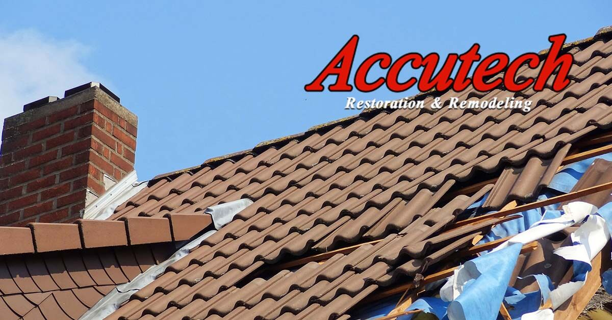 Wind Damage Restoration in Sarasota, FL
