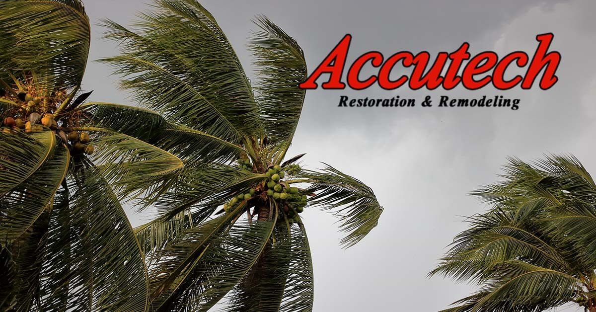 Storm Damage Restoration in Lakewood Ranch, FL