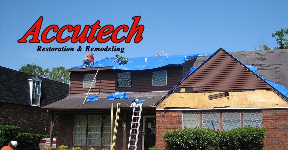 Hurricane Damage Restoration in Sarasota, FL