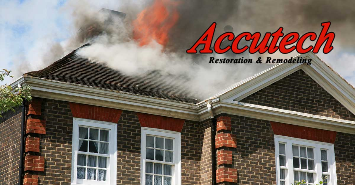 Fire Damage Restoration in Lakewood Ranch, FL