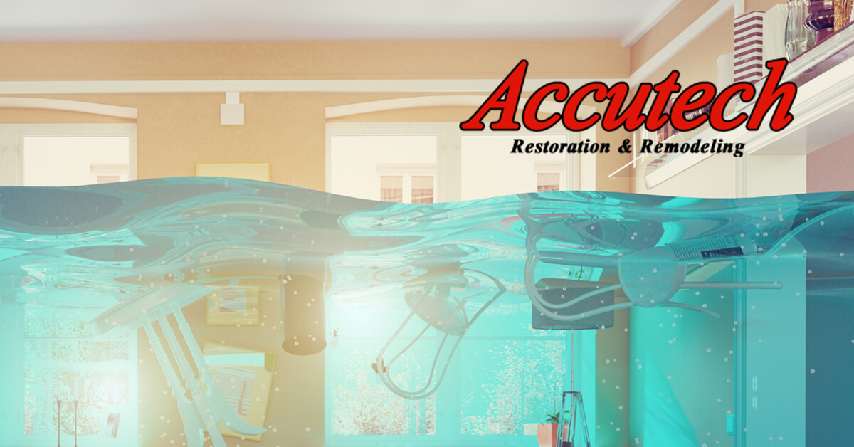 Flood Damage Restoration in Bradenton, FL