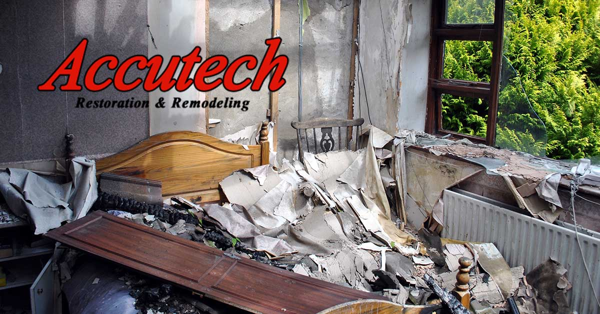Fire Damage Restoration in Bradenton, FL