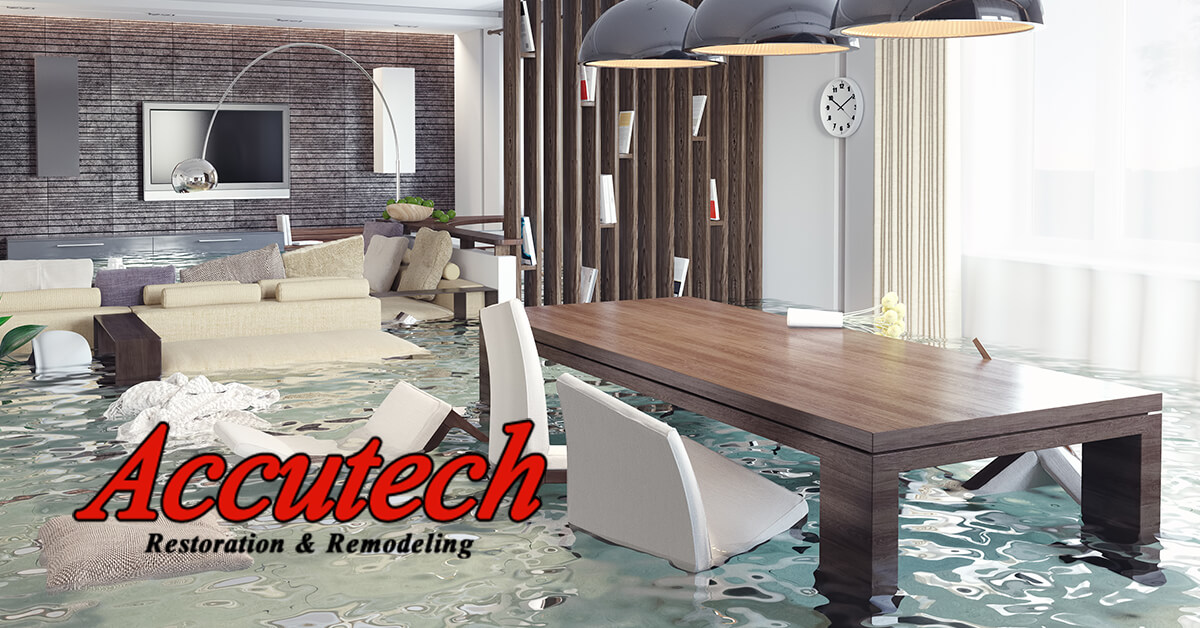 Water Damage Restoration in Venice,FL