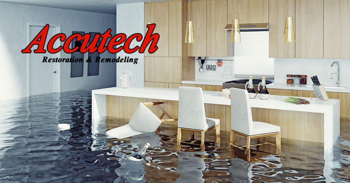 Water Damage Restoration in South Venice, FL