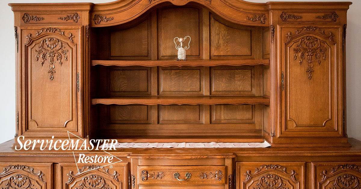 Furniture Refinishing in Hood, CA