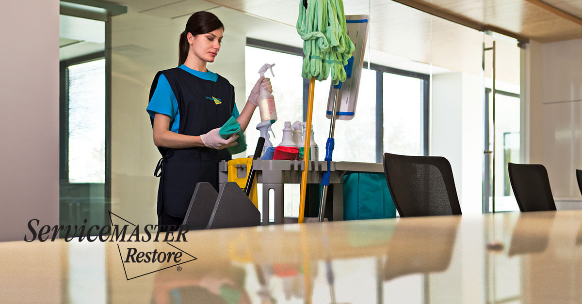 Business Cleaning Services in Herald, CA