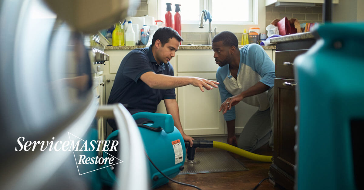 Certified Water Damage Cleanup in West Sacramento, CA