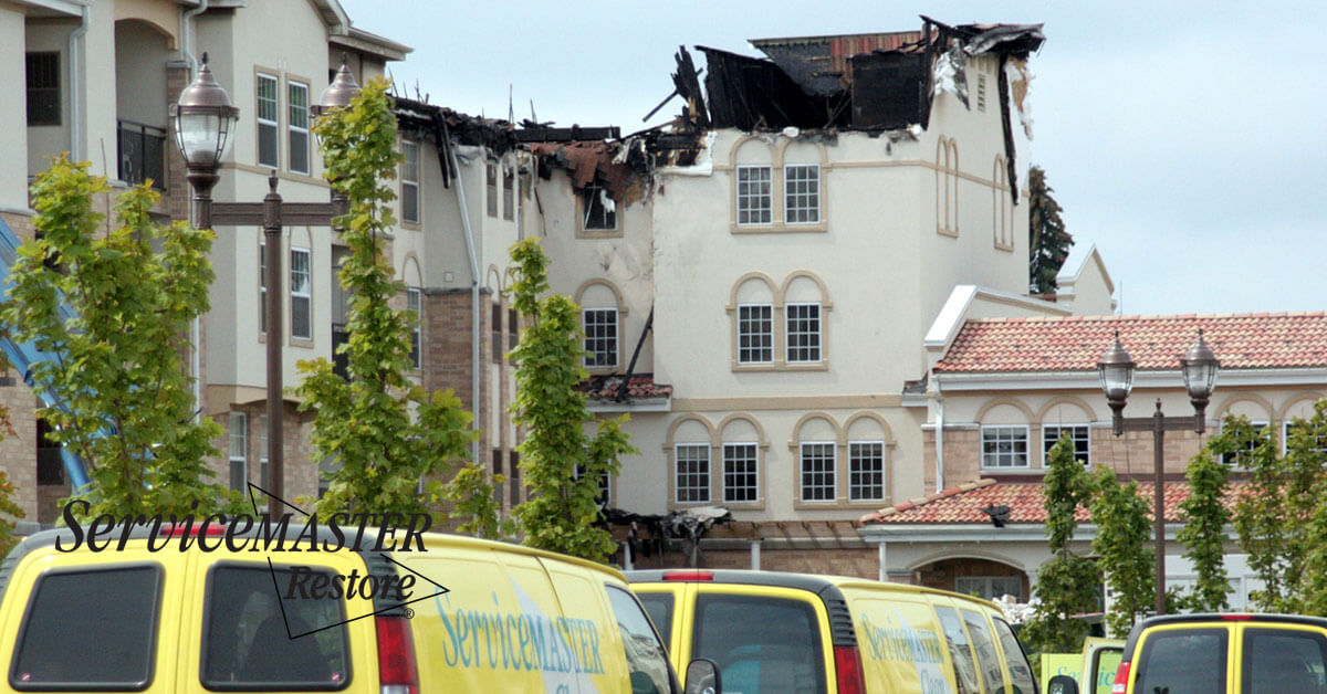 Professional Fire Damage Cleanup in Lemon Hill, CA