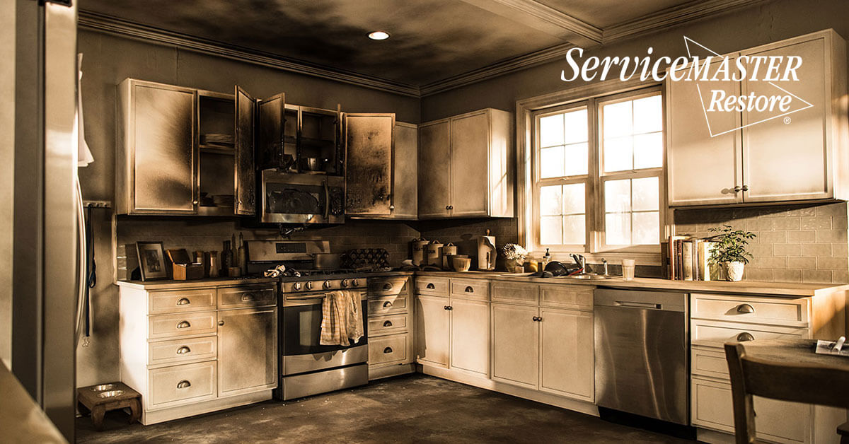 IICRC-Certified Fire and Smoke Damage Mitigation in Lemon Hill, CA