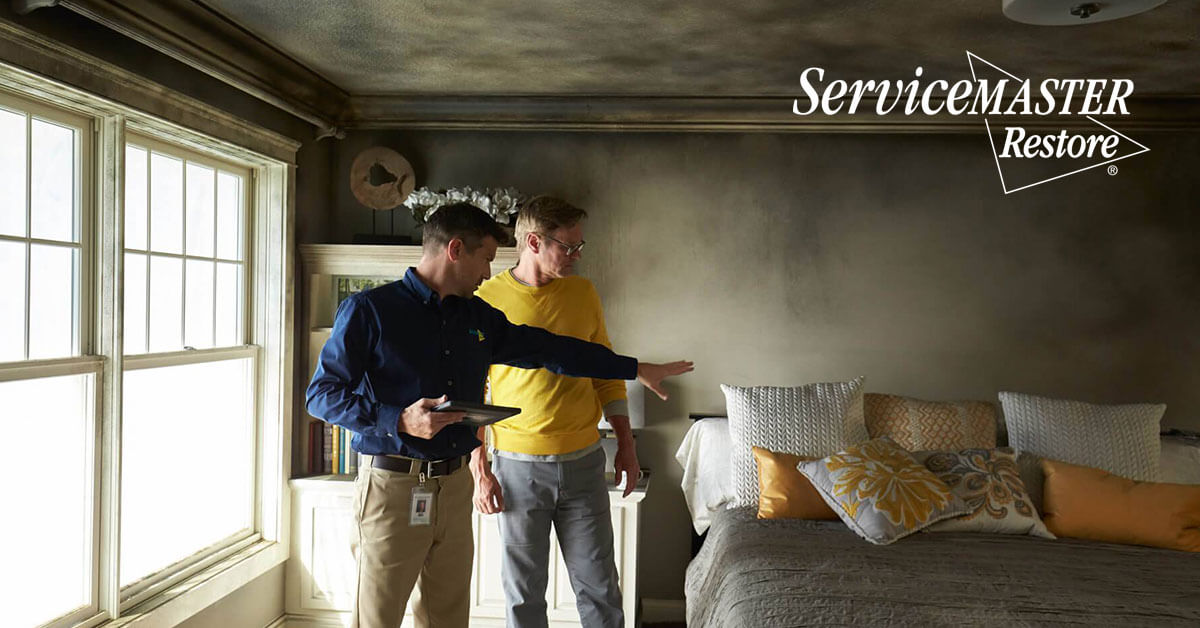 Professional Smoke and Soot Damage Cleanup in Rancho Cordova, CA