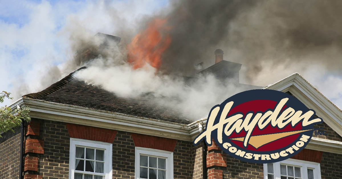 Fire and Smoke Damage Repair in Pinehurst, NC