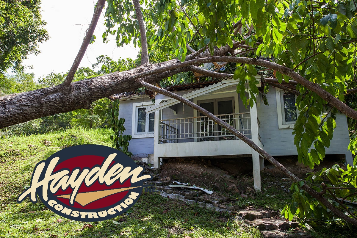 Hurricane Damage Restoration in Southern Pines, NC