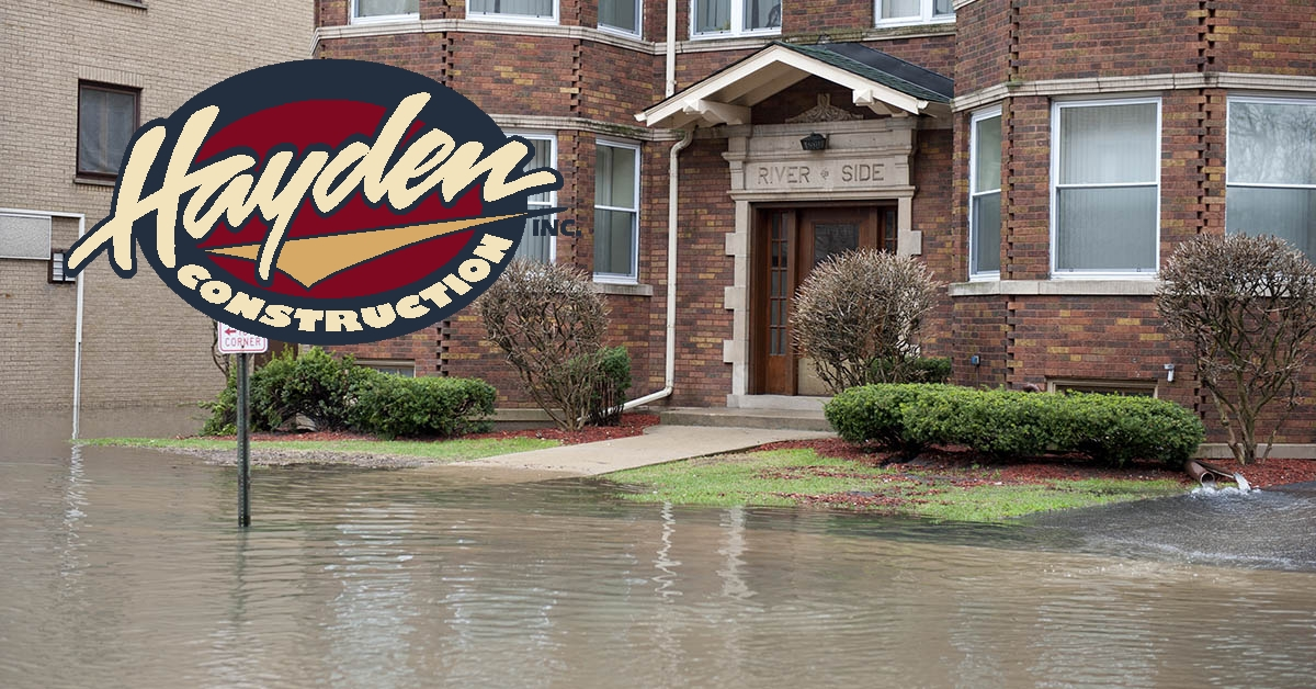 Flood Damage Mitigation in Pinehurst, NC