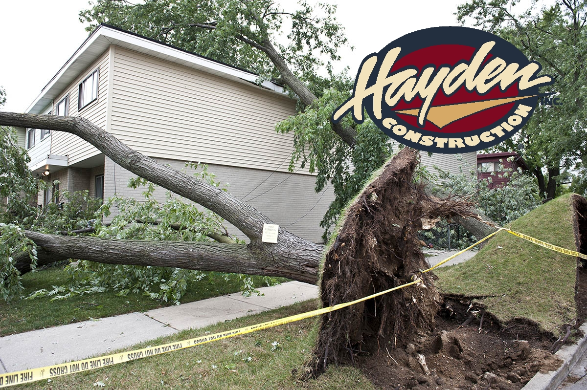 Storm Damage Restoration in Pinebluff, NC