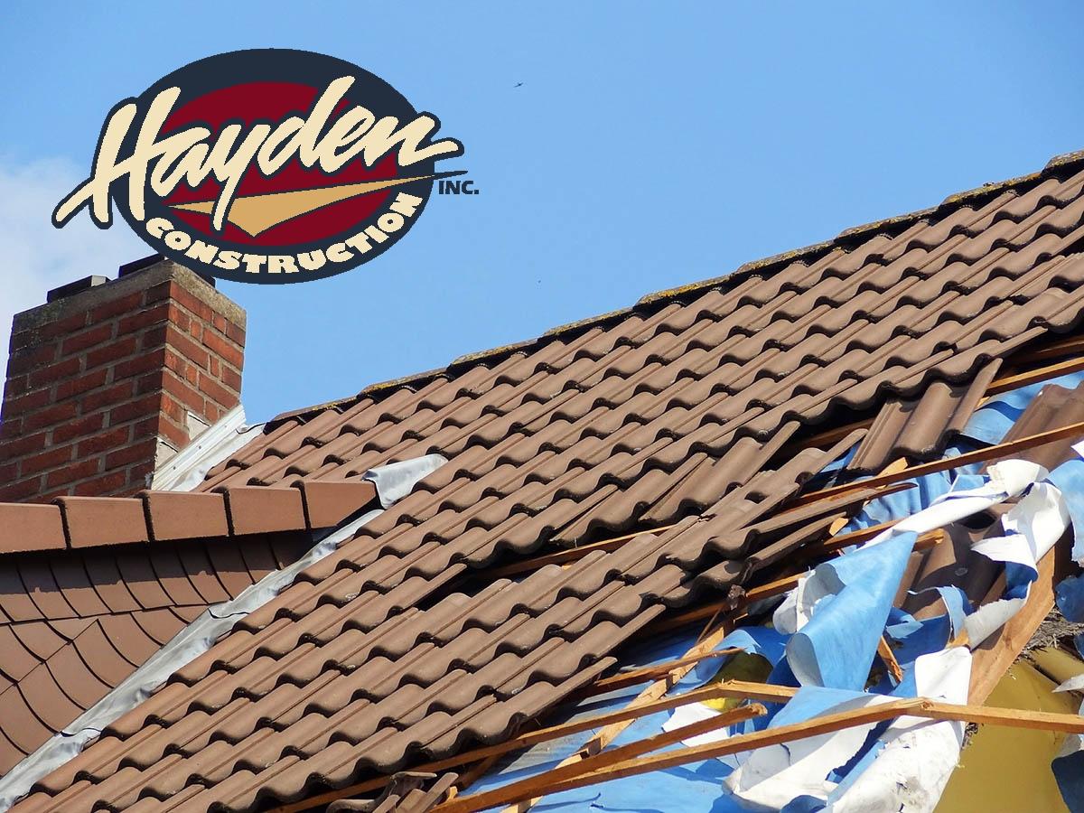 Wind Damage Restoration in Aberdeen, NC