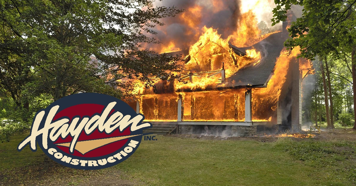 Fire Damage Repair in Pinebluff, NC