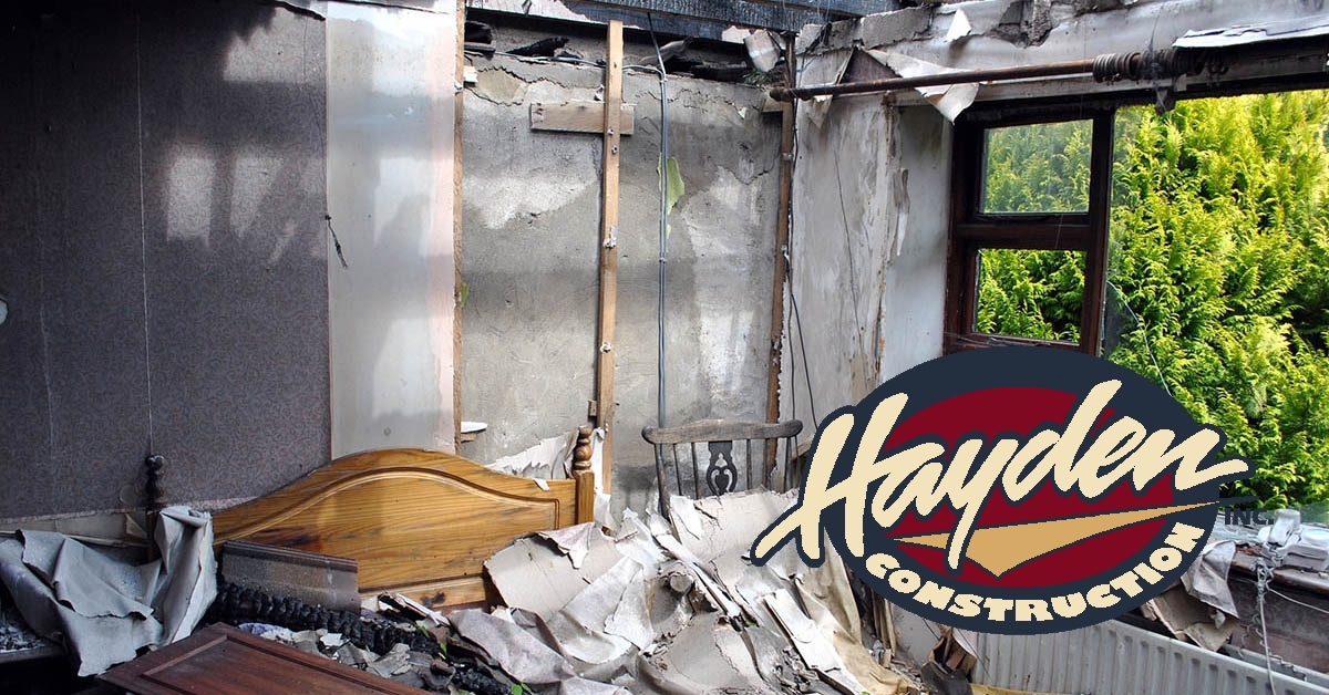 Fire and Smoke Damage Restoration in Aberdeen, NC