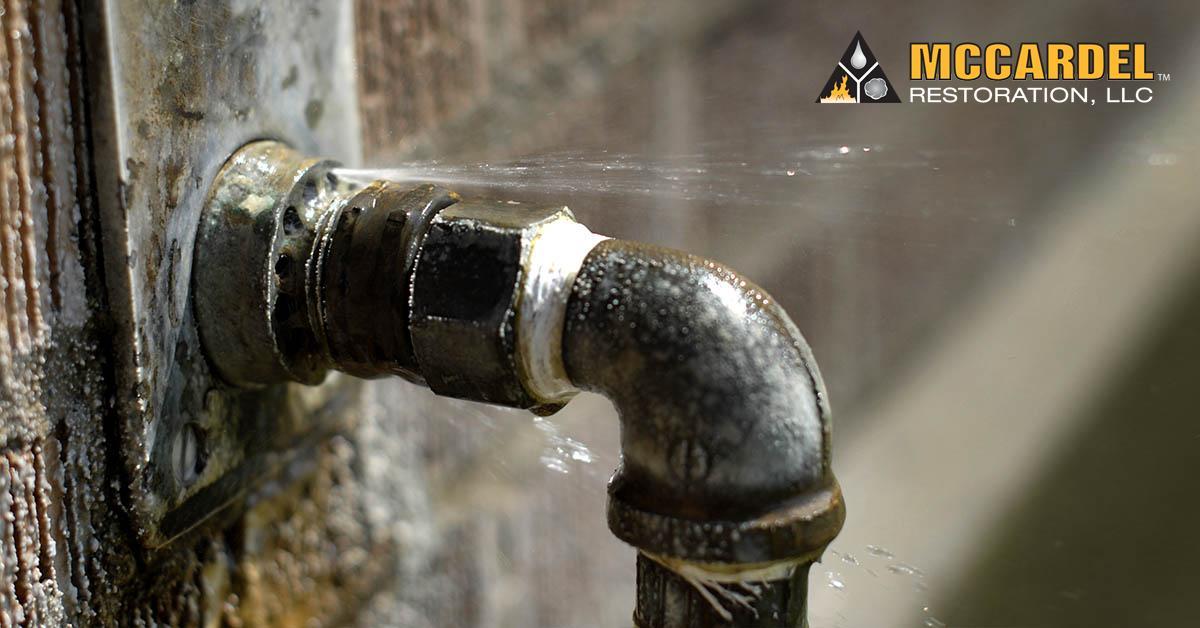 Water Damage Restoration in Haslett, MI