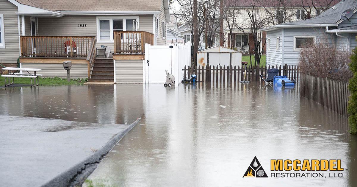 Water Damage Remediation in Haslett, MI