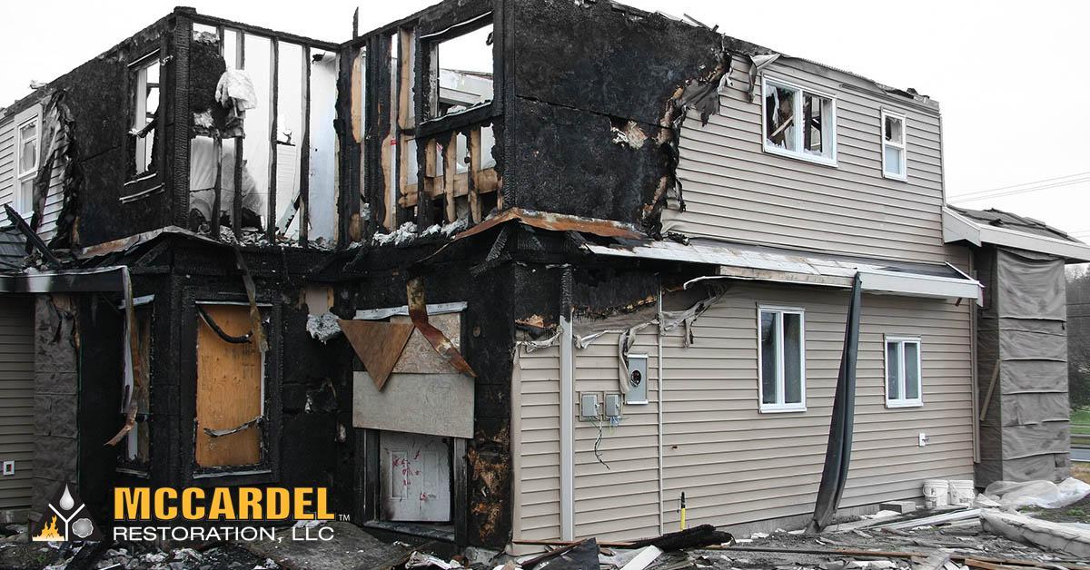 Fire Damage Cleanup in Okemos, MI